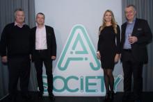 Danir-ägda A Society öppnar kontor i USA