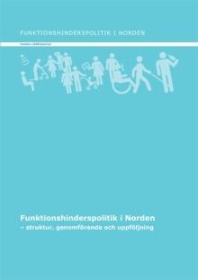 Ny rapport: Funktionshinderspolitik i Norden