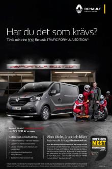 "Printannons ""Sveriges mest rekommenderade hantverkare"""