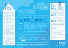 Vattenspartävling ska minska vattenförbrukningen med 15 procent