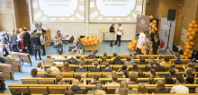 Presenterar för att inspirera – dags för Forskar Grand Prix