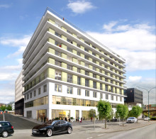 Midroc tecknar avtal med Helsingborgshem och Palm & Partners