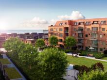 Säljstart för Riksbyggens brf Aqua på Limhamns Ön i Malmö
