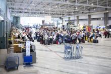 Antalet passagerare på Swedavias flygplatser ökade i juni