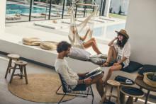 Vings nya bohemchica hotell Casa Cook öppnar i maj -Hängmattor, privata poolparadis och avslappnad atmosfär på Rhodos