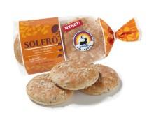 Polarbröd lanserar Solfrö – Ett bröd som sticker ut