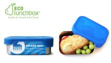 Läcksäker matlåda Splash Box från ECOlunchbox