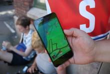 2 000 besökare på Pokémon GO-meetup Gbg