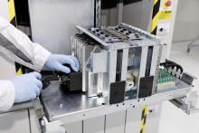 Volkswagen-koncernen startar utveckling och produktion av battericeller i Salzgitter