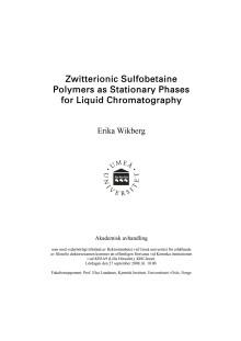 Avhandling-Skräddarsydda molekyler förbättrar kemiska analyser