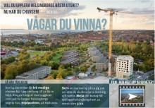 Helsingborgshem anordnar tävling för modiga