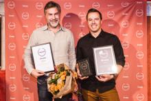 Cuviva vinner brons i inUse Award 2019
