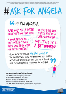 Ask For Angela Poster (PDF)