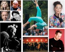 Abonnemangsserien Kristianstad hösten 2013 – avskedskonsert, irländsk puls, hyllning till Beatles och kör för alla!