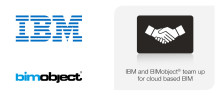 BIMobject® and IBM team up for cloud-based BIM