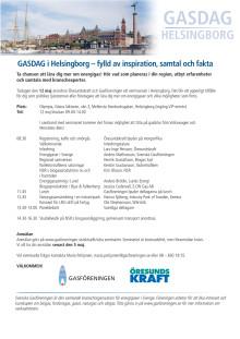 GASDAG Helsingborg