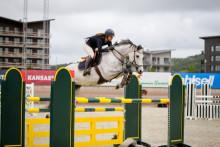 Student från Sölvesborg till Student-VM i ridsport på Flyinge
