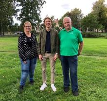Hur ska den nya spontanidrottsplatsen i Arboga se ut - kommunen frågar ungdomarna