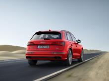Strategiska beslut av Audi under utmanande 2016
