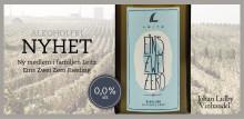 Prisbelönt producent lanserar högkvalitativt alkoholfritt vin