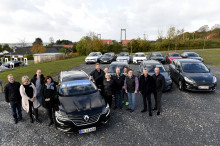 Renault Talisman vinder Årets Business Bil 2017
