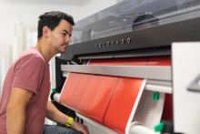 Canons UVgel-teknik skapar tillväxt för tryckeriverksamheter inom hela Europa