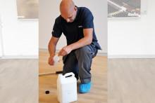 StepOn - framtidens golvlack av socker