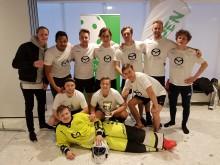 Seger för Zeventy i Uppsalas kval i Sweden Floorball Cup