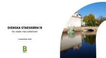 Föreningen Svenska Stadskärnor förlägger sin årskonferens i Årets Stadskärna Borås!