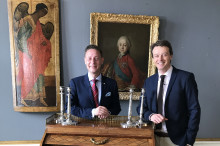 Blomqvist og Bruun Rasmussen slår verdensrekord på russiske ikoner