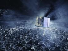 Pressinbjudan: Att angöra en komet - Rosetta sätter ned landare på kometkärna 12 november