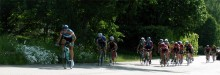 Klungan har spruckit upp i kommunernas cykeltävling
