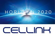 CELLINK beviljat projektfinansiering från Horizon 2020