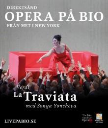La Traviata - direktsänd opera på bio i Lindesberg