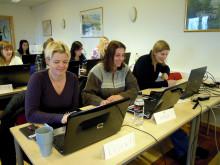Blivande redovisningsekonomer utbildas i tidredovisning av Swinx