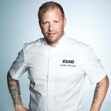 """Daniel Müllern bjuder på Amerikansk """"power-dining"""""""