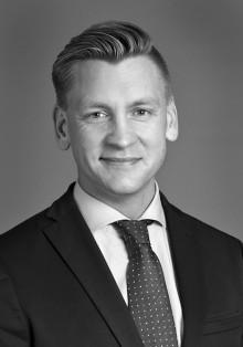 CBRE startar nytt affärsområde med Kristoffer Björnfot Nyman i spetsen