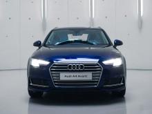 Audi er kommet stærkt fra start i Danmark