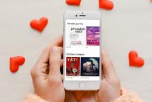 Kärleken spirar i bokform: Ökat intresse för erotik och romance