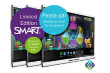 Skolkampanj Limited Edition SMART Board iQ