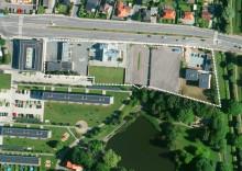 Nyt etagebyggeri på Slotsherrensvej