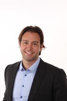 David Fugelsøy blir Key Account Manager for Canons storkunder