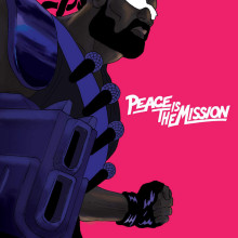 Major Lazer med nytt album «Peace Is The Mission» 1.juni