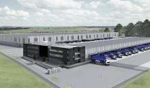 Logistic Contractor bygger för DSV i Norge