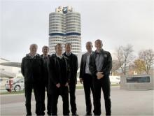 Norges Smarteste Industribedrift på premietur til BMW i München
