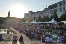Genussfestival zum Wochenende - Käse trifft Wein am Kieler Bootshafen