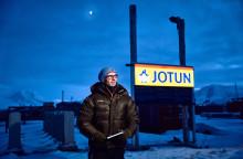 Banebrytende testing i Arktis