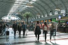 Jernhusen och COWI miljöcertifierar Stockholms centralstation