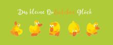 Das kleine QuEntchen Glück - die wohl charmanteste Art, Glück zu verschenken