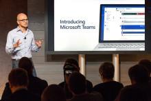 Microsoft introduserer Microsoft Teams